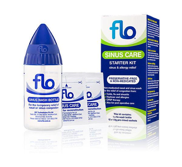 ENT Flo Sinus Care Starter Kit